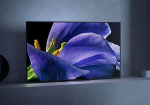 """TV OLED 65"""" Sony Bravia KD-65AG9 - 4K UHD, HDR10, Dolby Vision, Android TV"""