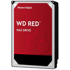 "Disque Dur Interne 3.5"" Western Digital WD Red SATA-III - 4 To"
