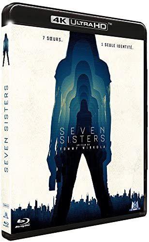 Blu-Ray 4K Seven Sisters