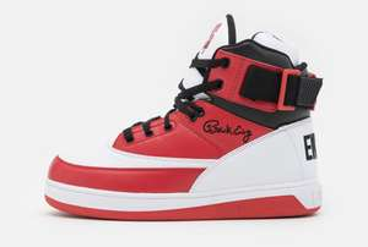 Sneakers montantes Patrick Ewing Retro pour Homme - Taille au choix