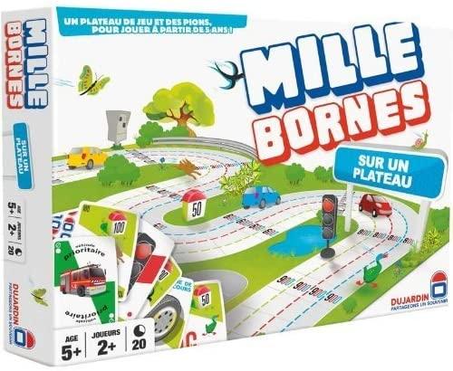 Jeu de plateau Mille Bornes - Le Grand Classique (Via coupon)
