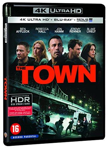 Film The Town en 4K Ultra HD + Blu-Ray + Digital Ultraviolet