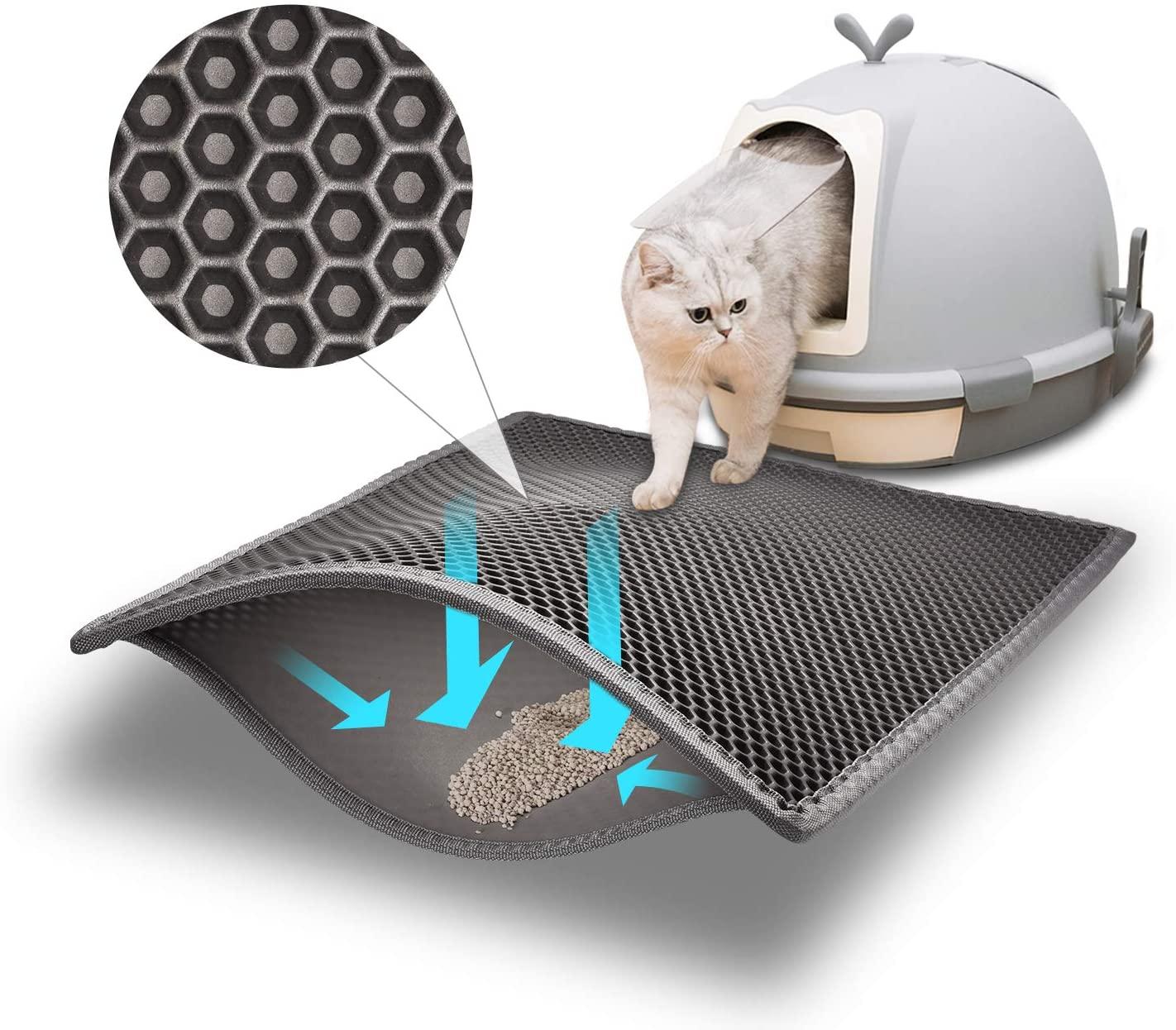 Tapis de bac à litière pour chat (vendeur tiers)