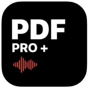Application PDF Pro+ Gratuite sur iOS