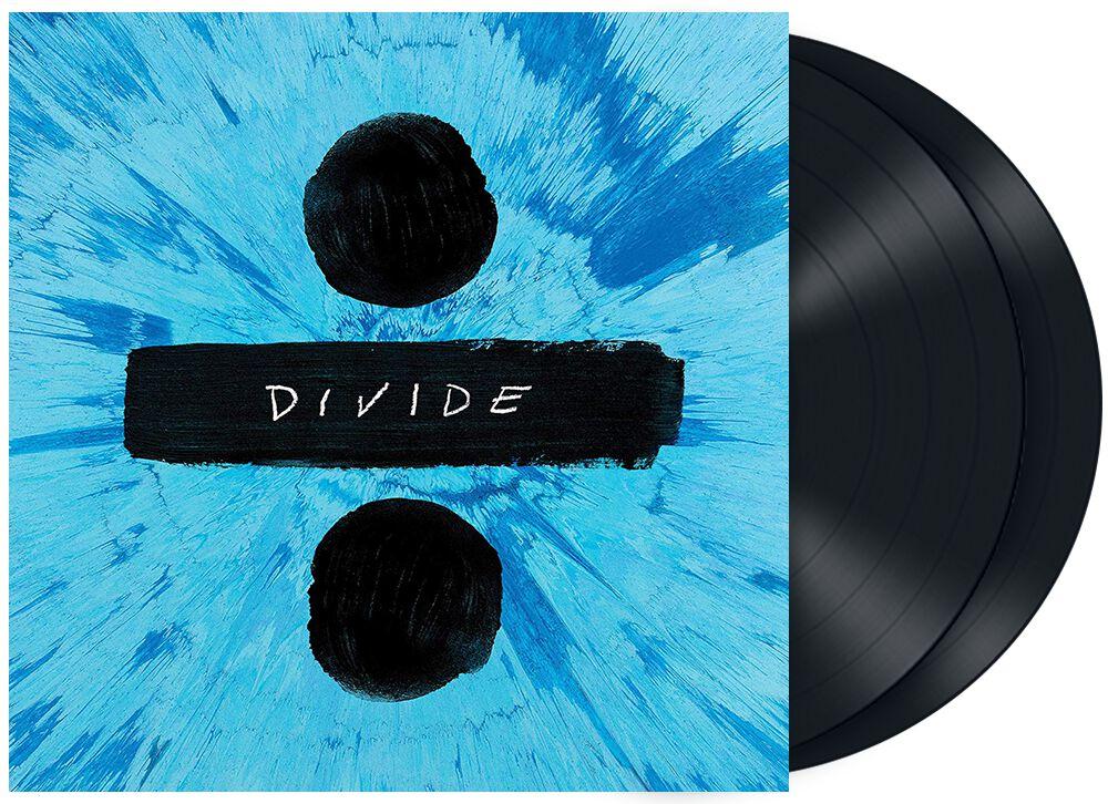Vinyle Ed Sheeran - Divide