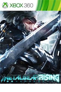 Metal Gear Rising : Revengeance sur Xbox One & Series X|S (Dématérialisé)
