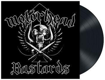 Vinyle Bastards de Motorhead - LP