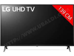 "TV 55"" LG 55UN71006LB - 4K UHD, LED, Smart TV"