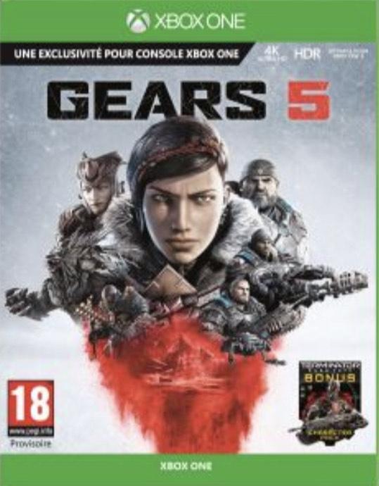 Gears 5 sur Xbox Series / One (Vendeur Tiers)