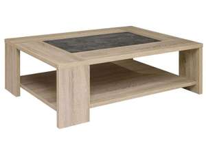 Table basse FUMAY - 74x37x105cm