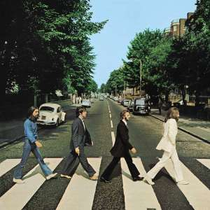 Vinyle The Beatles : Abbey Road