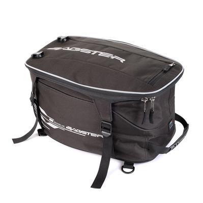 Sélection de sacoches et sacs moto - Ex : Sacoche de Selle Bagster QUATTRO 14+8L noire