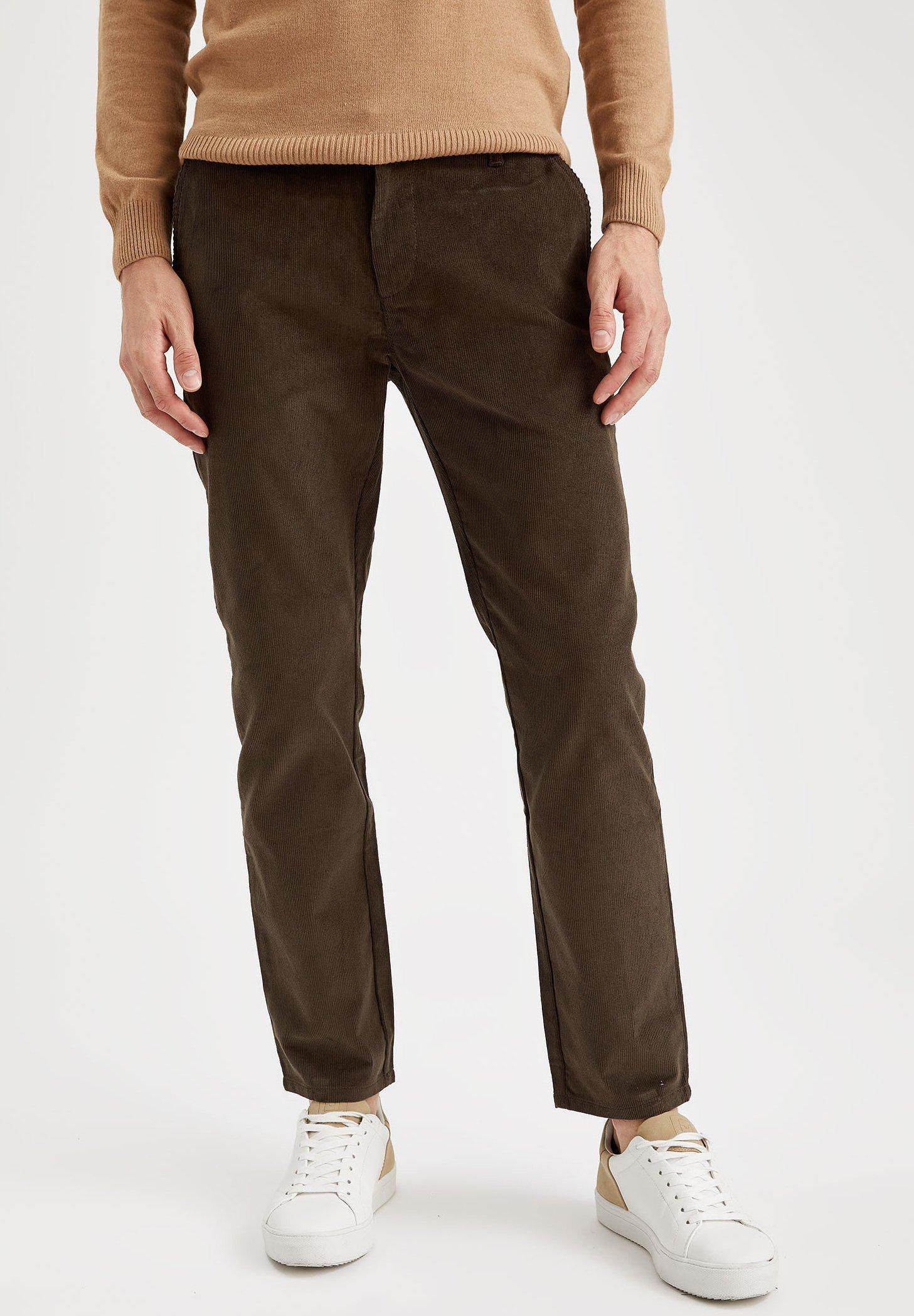 Pantalon DeFacto Chino pour Hommes - Tailles au choix