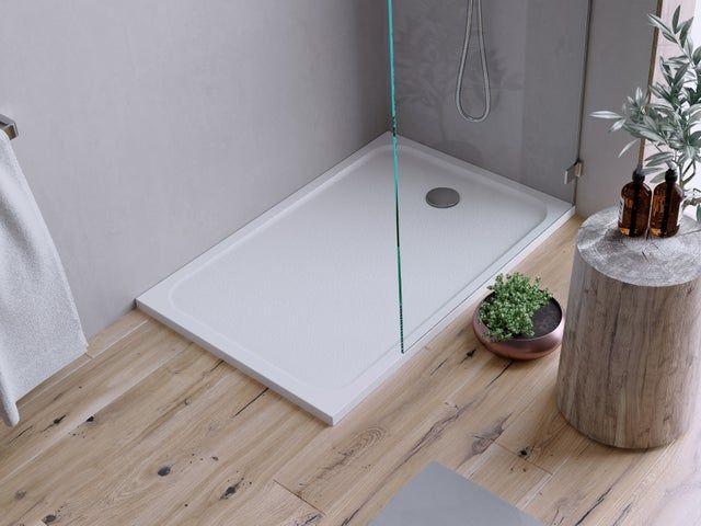 Receveur de douche Easy Sensea - 120x80cm (Dans une sélection de magasins)