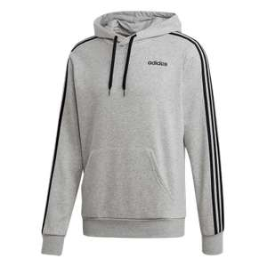 Sweat à capuche Adidas Essential 3S French Terry pour Hommes - Tailles : S ou M