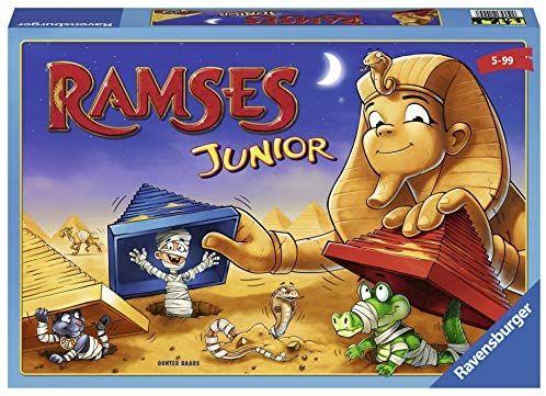 Jeu de société Ravensburger Ramsès Junior (via coupon)