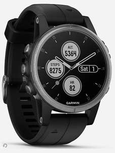 Montre GPS Garmin Fenix 5S Plus