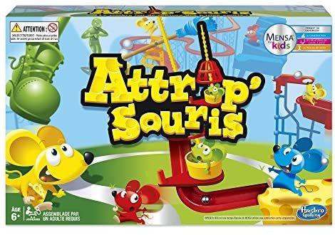Jeu de société Hasbro Attrap'souris (via coupon)