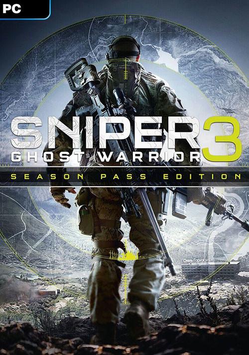 Sniper Ghost Warrior 3 + Season Pass PC (Dématérialisé - Steam)