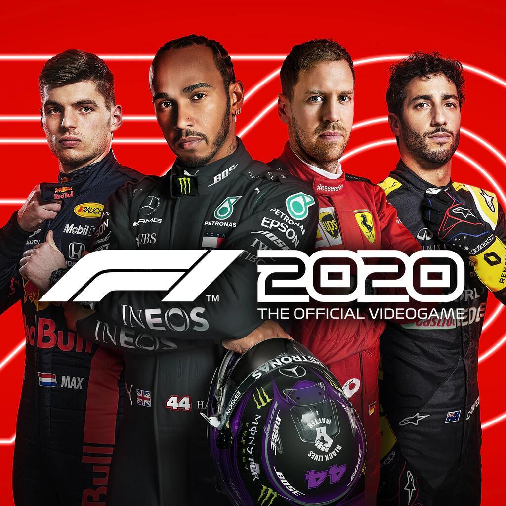F1 2020 sur PC (Dématérialisé - Steam)