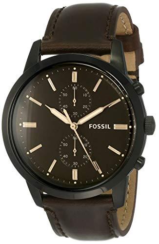 Montre chronographe homme Fossil FS5437