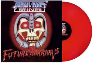 Vinyle Atomkraft - Future Warriors (LP, Thrash Metal)