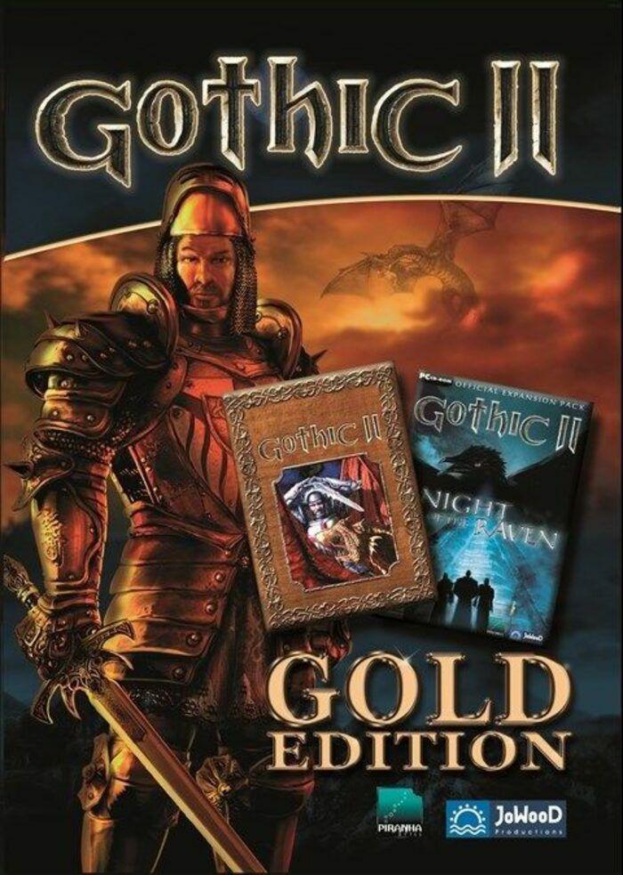 Gothic II: Gold Edition sur PC (Dématérialisé - Steam)