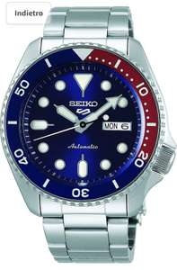 Montre Seiko 5 Sports Pepsi SRPD53K1 - 43mm / 10 atm