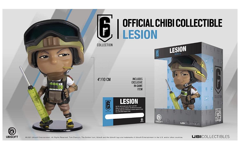 Figurine Ubisoft Six Collection Chibi Lesion