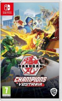 Bakugan Champions De Vestroiasur Switch
