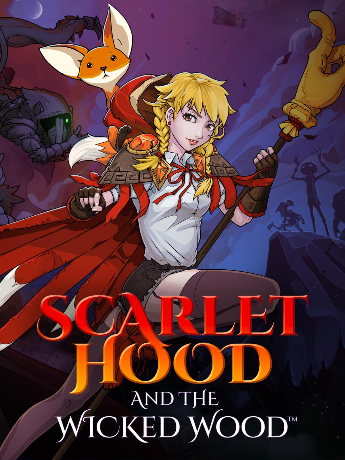 Scarlet Hood and the Wicked Wood sur PC (Dématérialisé)