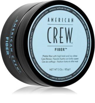 Cire de coiffage American Crew Styling Fiber - 85g