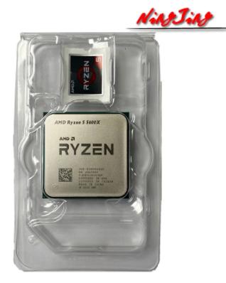 Processeur AMD Ryzen 5 5600x (Sans ventirad)