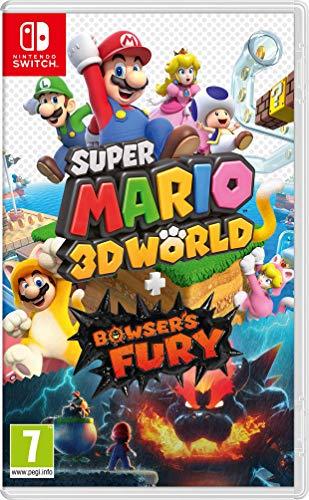 Super Mario 3D World+Bowser's Fury sur Nintendo Switch