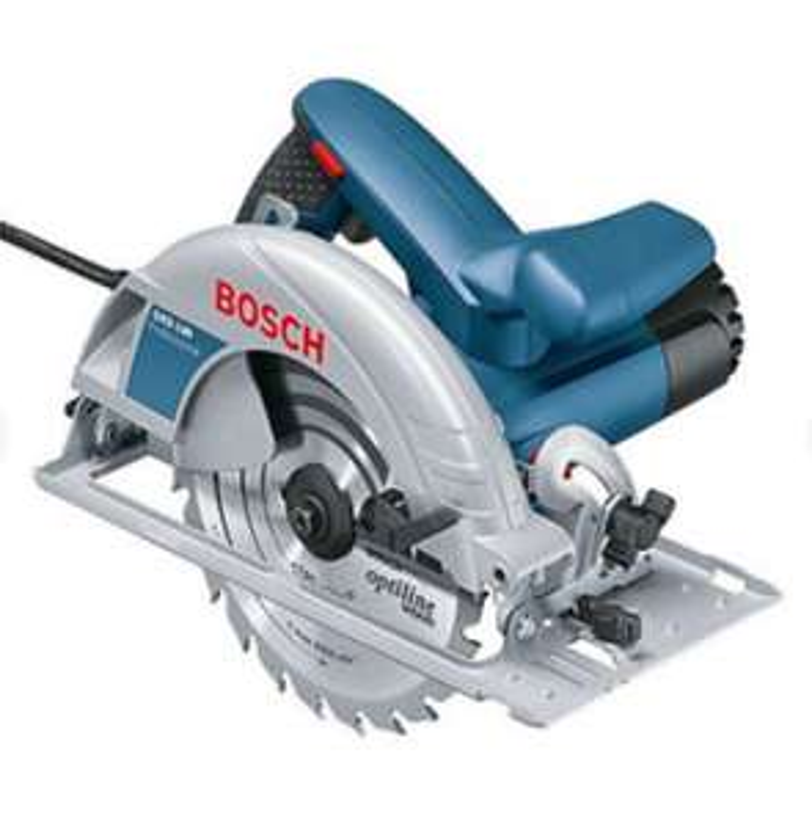 Scie Circulaire Bosch Professional GKS 190 - 1400 W, 190 mm (110.09€ via BP10)
