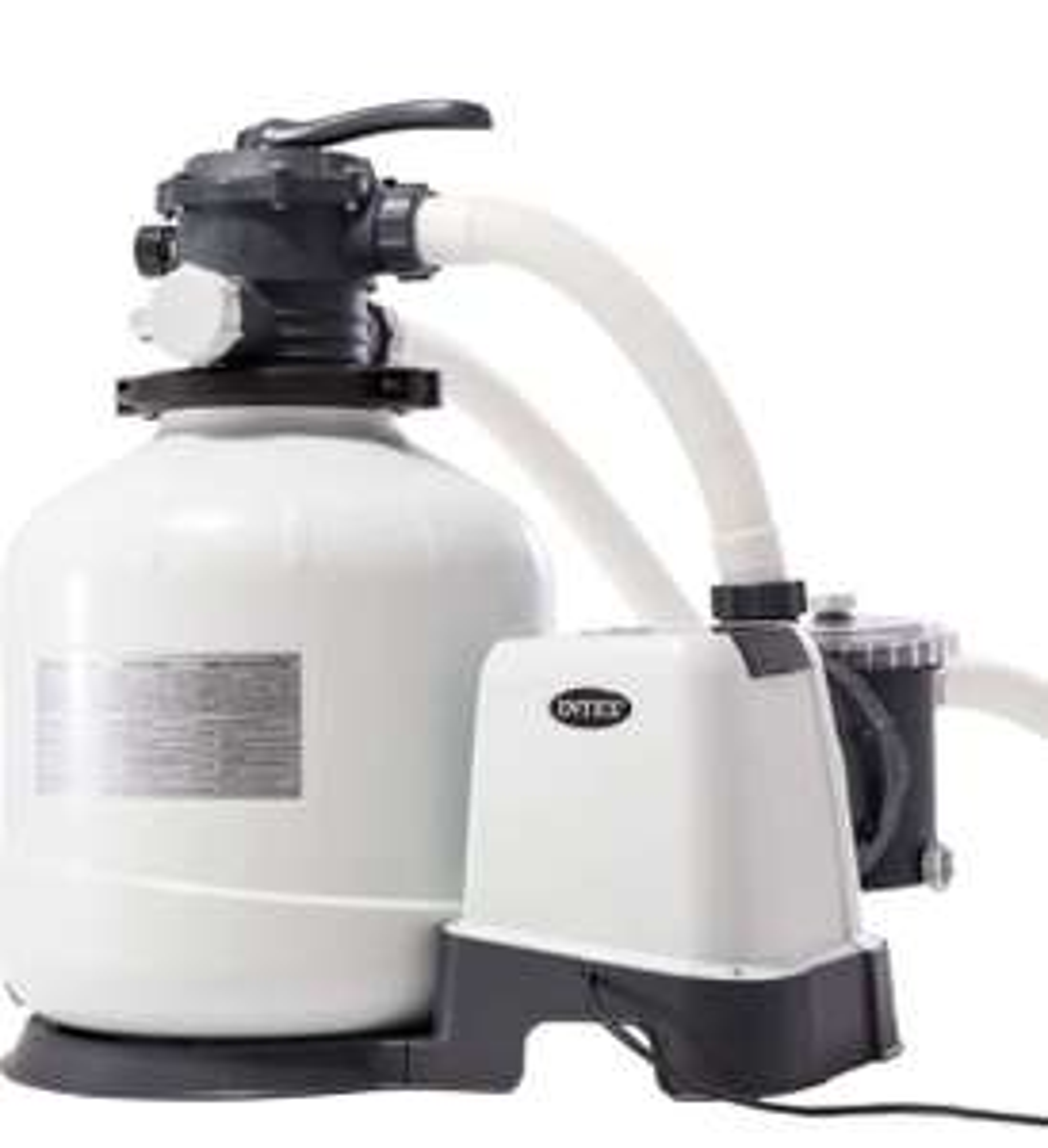 Pompe Filtre à sable Intex 3200 GPH - 9.5m3/h