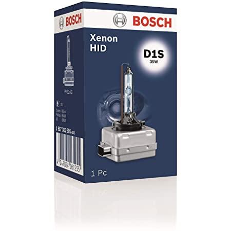 Sélection d'essuie-glace et ampoules Bosch en promotion - Ex : Ampoule D1S Xenon - 12V, 35W