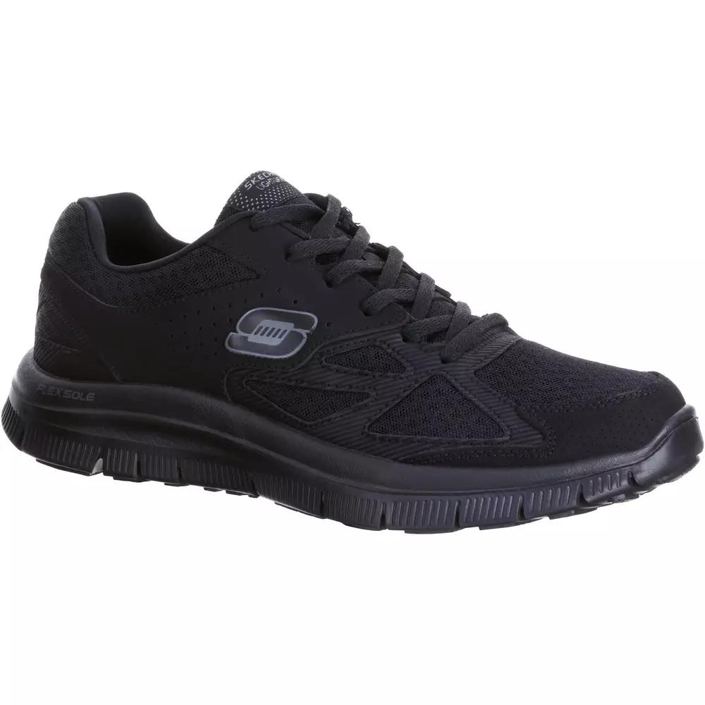 Chaussures de marche rapide Skechers Flex Advantage - noir (taille 44)