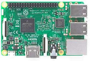 Carte de Développement Raspberry PI 3 Model B