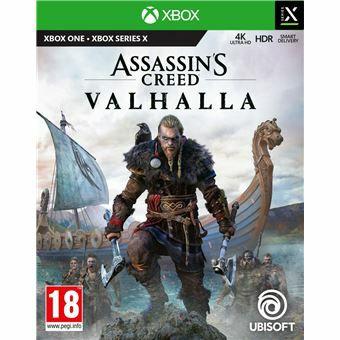 Jeu Assassin's Creed Valhalla sur Xbox One (Dématérialisé)