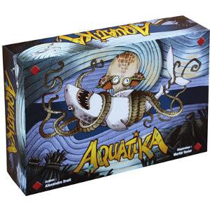 Jeu de société Jeux FK Aquatika