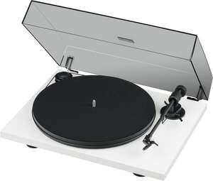 Platine Vinyle Pro-Ject Primary E Phono + Disque de réglage Elipson Ultimate Technical Record