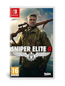 Sniper Elite 4 sur Nintendo Switch