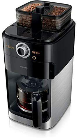 Machine a café filtre programmable avec broyeur intégré Philips HD7769/00