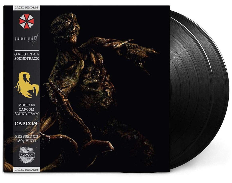 Vinyle Resident Evil 0