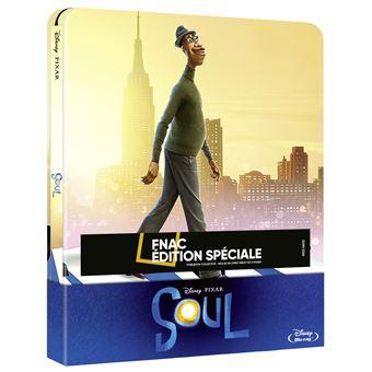[Adhérents] Blu-ray Soul Edition Steelbook (+5€ sur le compte fidélité)