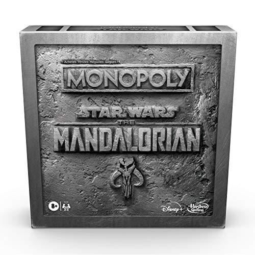 Jeu de société Monopoly Star Wars The Mandalorian