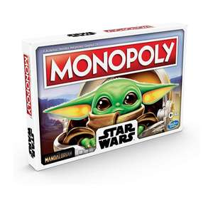 Jeu de société Monopoly Star Wars l'Enfant The Child