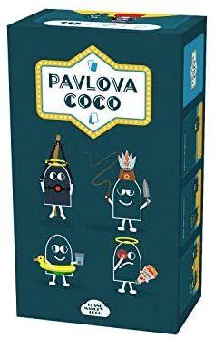 Jeu de cartes Blanc-Manger Coco - Pavlova Coco