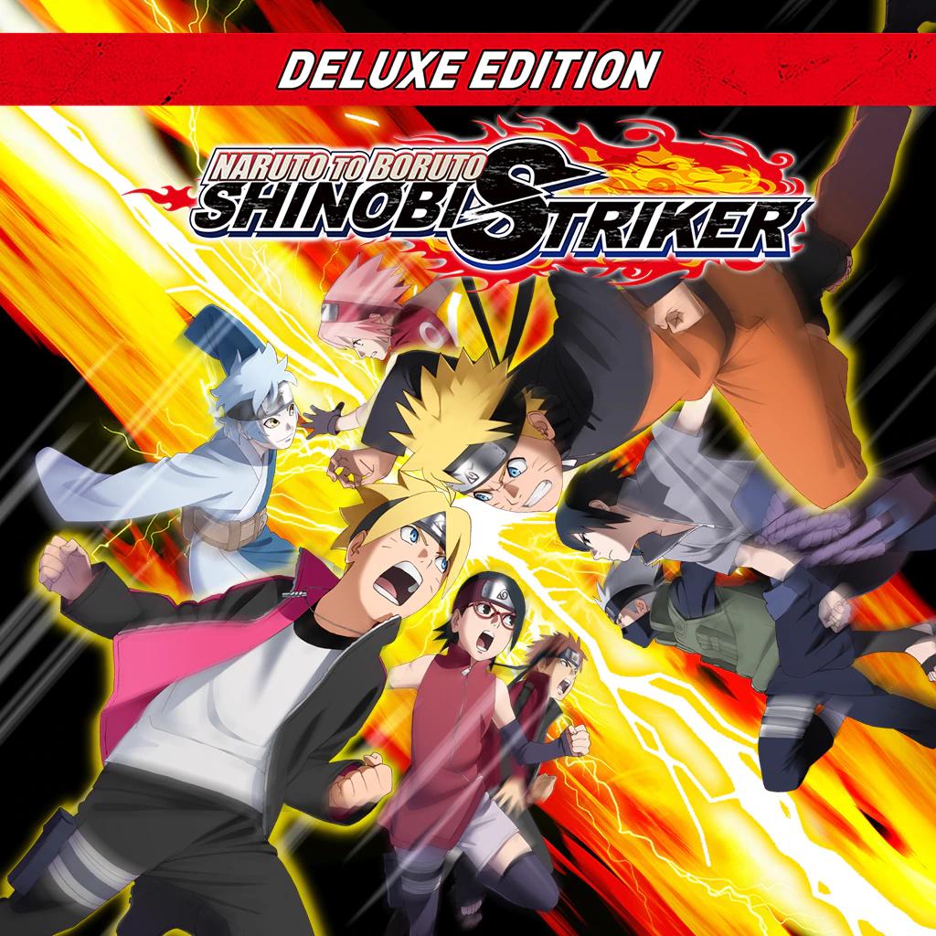 Naruto To Boruto Shinobi Striker - Édition Deluxe sur PC (dématérialisé)